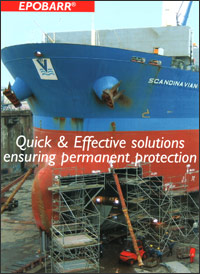 Epobarr solution for Marine Industry from Wilckens